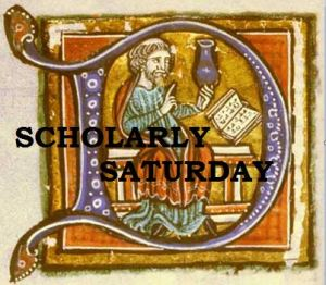 Scholarly Saturday